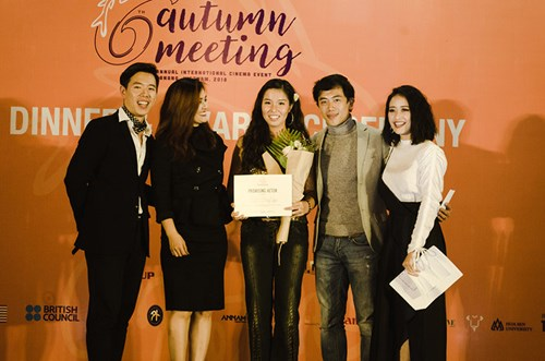 Film by young VN director wins top prize at Autumn Meeting, entertainment events, entertainment news, entertainment activities, what's on, Vietnam culture, Vietnam tradition, vn news, Vietnam beauty, news Vietnam, Vietnam news, Vietnam net news, vietnamne