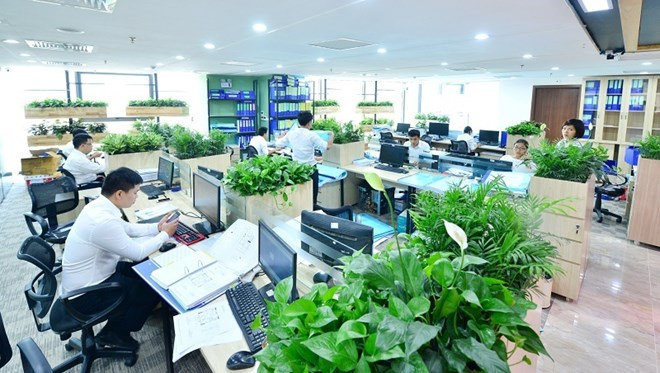 Green Office initiative to help reduce greenhouse gas emissions, Vietnam environment, climate change in Vietnam, Vietnam weather, Vietnam climate, pollution in Vietnam, environmental news, sci-tech news, vietnamnet bridge, english news, Vietnam news, news