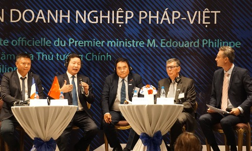vietnamnet bridge, english news, Vietnam news, news Vietnam, vietnamnet news, Vietnam net news, Vietnam latest news, vn news, Vietnam breaking news, FDI, Vietnam-France two-way trade