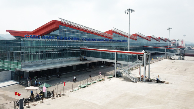 Vietnam's first private airport to go operational next month, social news, vietnamnet bridge, english news, Vietnam news, news Vietnam, vietnamnet news, Vietnam net news, Vietnam latest news, vn news, Vietnam breaking news