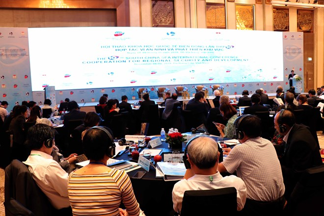 International conference on East Sea opens in Da Nang, Government news, Vietnam breaking news, politic news, vietnamnet bridge, english news, Vietnam news, news Vietnam, vietnamnet news, Vietnam net news, Vietnam latest news, vn news