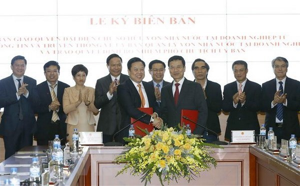 More enterprises transferred to state capital management committee, vietnam economy, business news, vn news, vietnamnet bridge, english news, Vietnam news, news Vietnam, vietnamnet news, vn news, Vietnam net news, Vietnam latest news, Vietnam breaking new