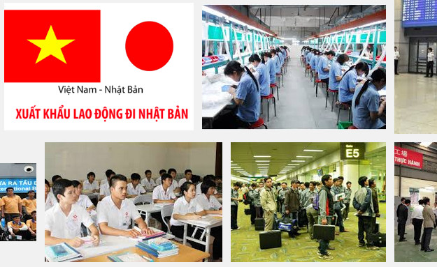 Vietnamese workers earn highest income in Japan and South Korea