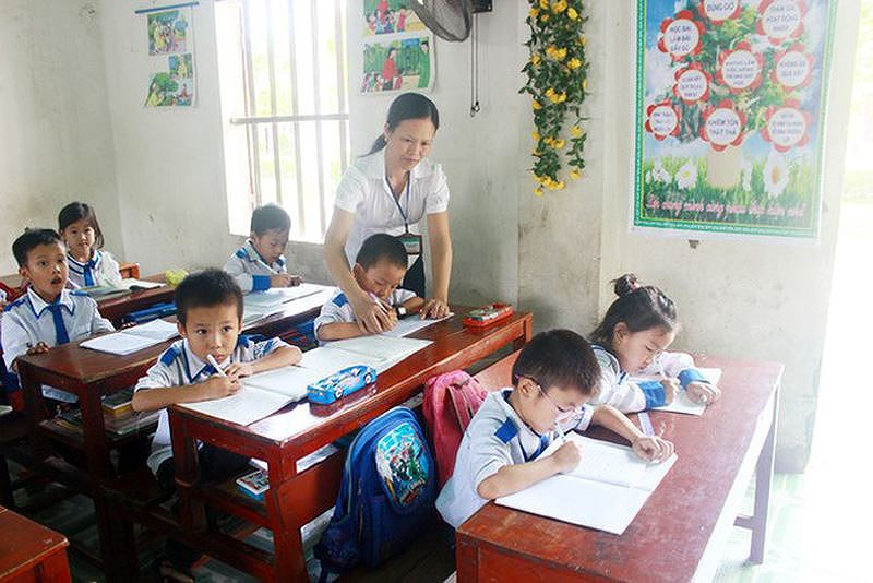 Education Ministry vows to upgrade primary school teachers' qualifications