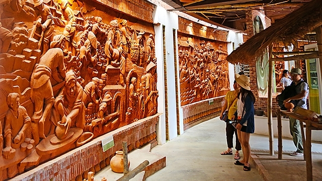 Rusticity of Thanh Ha traditional pottery village in Quang Nam province