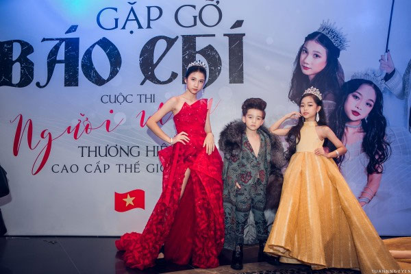 Luxury Brand Kids Model Awards 2018, win, Vietnam economy, Vietnamnet bridge, English news about Vietnam, Vietnam news, news about Vietnam, English news, Vietnamnet news, latest news on Vietnam, Vietnam