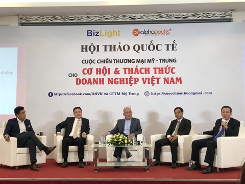 Better control of imports-exports needed to shelter VN from US-China trade war