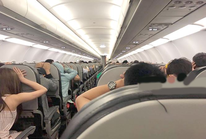 Inaccurate technical warning troubles Vietjet flight