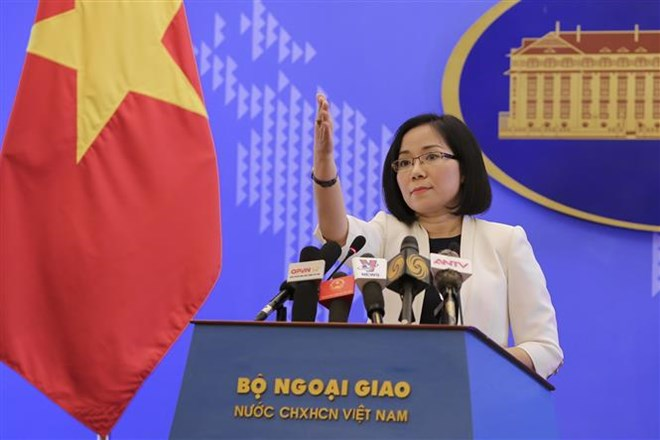 Vietnam demands Taiwan to cease live-fire drills around Ba Binh island, Government news, Vietnam breaking news, politic news, vietnamnet bridge, english news, Vietnam news, news Vietnam, vietnamnet news, Vietnam net news, Vietnam latest news, vn news
