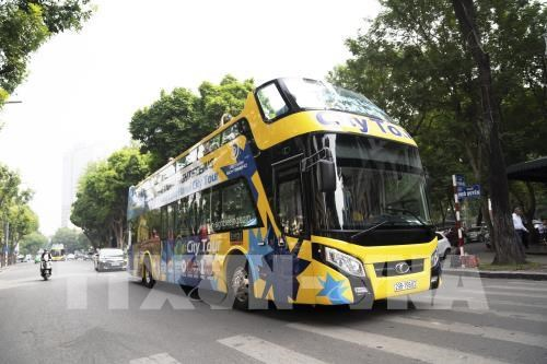 New Hop-On Hop-Off tour opens in Hanoi, travel news, Vietnam guide, Vietnam airlines, Vietnam tour, tour Vietnam, Hanoi, ho chi minh city, Saigon, travelling to Vietnam, Vietnam travelling, Vietnam travel, vn news