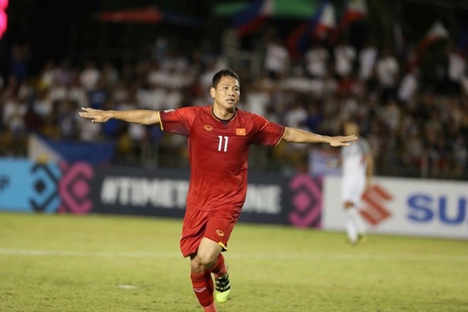 Vietnam take one goal lead into second leg of AFF Cup 2018, Sports news, football, Vietnam sports, vietnamnet bridge, english news, Vietnam news, news Vietnam, vietnamnet news, Vietnam net news, Vietnam latest news, vn news, Vietnam breaking news