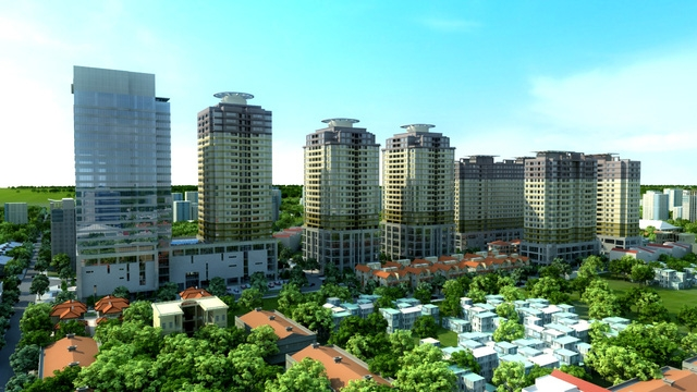 Foreign investment in Vietnam's real estate rising: CBRE, vietnam economy, business news, vn news, vietnamnet bridge, english news, Vietnam news, news Vietnam, vietnamnet news, vn news, Vietnam net news, Vietnam latest news, Vietnam breaking news
