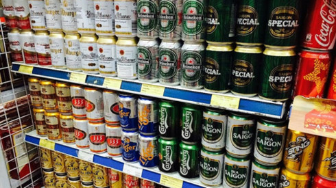 Vietnamese beer market: foreign giants in control, vietnam economy, business news, vn news, vietnamnet bridge, english news, Vietnam news, news Vietnam, vietnamnet news, vn news, Vietnam net news, Vietnam latest news, Vietnam breaking news