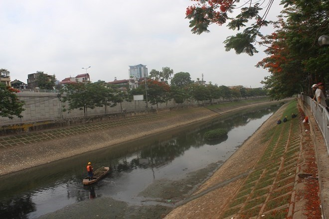 Company proposes to renovate To Lich River, Vietnam environment, climate change in Vietnam, Vietnam weather, Vietnam climate, pollution in Vietnam, environmental news, sci-tech news, vietnamnet bridge, english news, Vietnam news, news Vietnam, vietnamnet