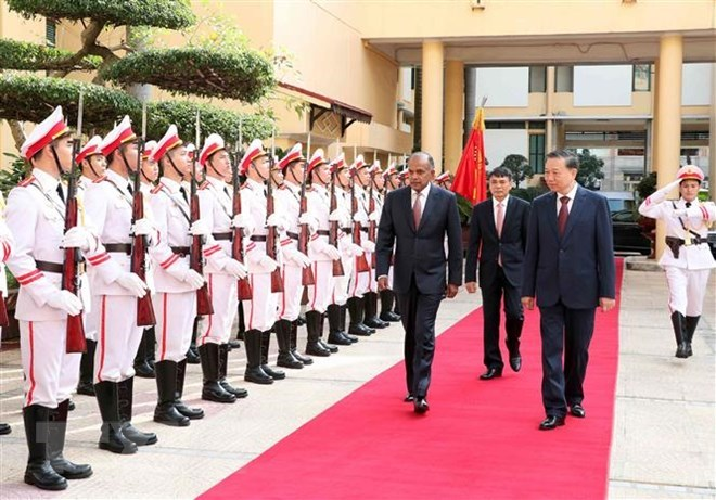 Vietnam, Singapore step up cooperation in crime prevention, Government news, Vietnam breaking news, politic news, vietnamnet bridge, english news, Vietnam news, news Vietnam, vietnamnet news, Vietnam net news, Vietnam latest news, vn news