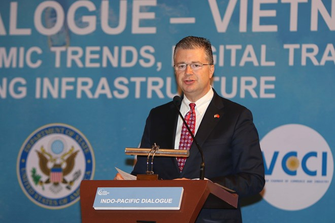 US diplomat praises Vietnam's international integration efforts, Vietnam steps up anti-drug cooperation with Laos, Cambodia