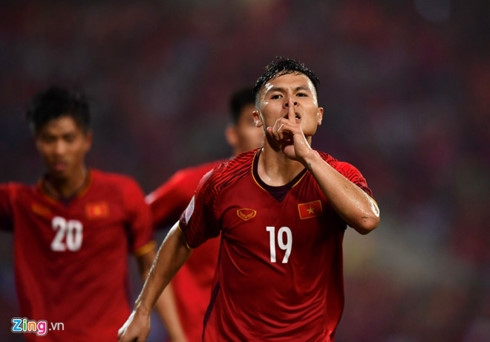 Quang Hai nominated for Best Footballer in Asia Award