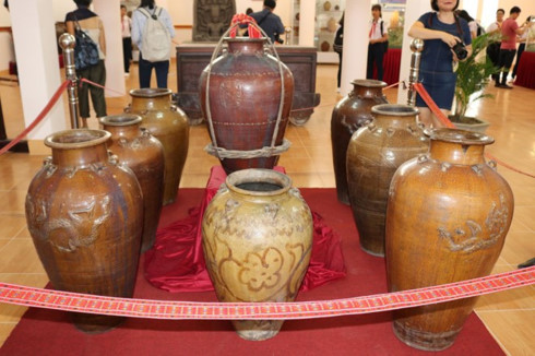 Cham ethnic minority group's pottery on display, entertainment events, entertainment news, entertainment activities, what's on, Vietnam culture, Vietnam tradition, vn news, Vietnam beauty, news Vietnam, Vietnam news, Vietnam net news, vietnamnet news, vie