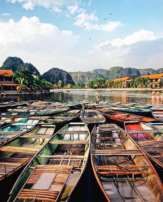 The Travel urges tourists to visit Vietnam as soon as possible