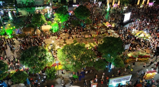 HCM City to host flower street in seven days during Tet holiday