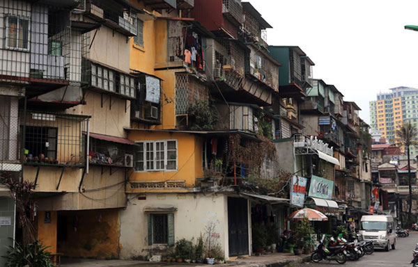 1.7 million sq.m of apartment in Hanoi remain downgraded, social news, vietnamnet bridge, english news, Vietnam news, news Vietnam, vietnamnet news, Vietnam net news, Vietnam latest news, vn news, Vietnam breaking news
