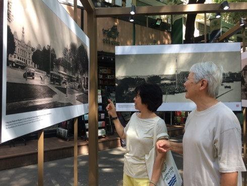 A book week to celebrate the 320th birthday of Ho Chi Minh City, formally called Saigon, Cho Lon and Gia Dinh, was a big hit with residents and visitors. The event was a kaleidoscope of the history of Vietnam's biggest metropolis.  The book week included