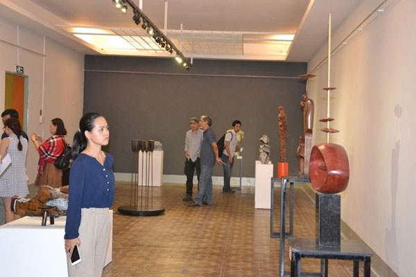 Fine Arts Museum, sculpture exhibition, Vietnam economy, Vietnamnet bridge, English news about Vietnam, Vietnam news, news about Vietnam, English news, Vietnamnet news, latest news on Vietnam, Vietnam