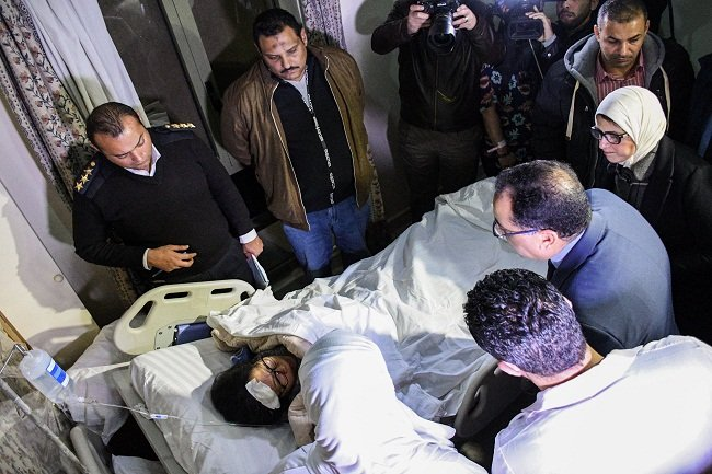 Vietnamese Tourists Injured In Egypt Ing To Fly Home Today Social News Vietnamnet Bridge
