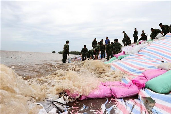 Projects to prepare for natural disasters, Vietnam economy, Vietnamnet bridge, English news about Vietnam, Vietnam news, news about Vietnam, English news, Vietnamnet news, latest news on Vietnam, Vietnam