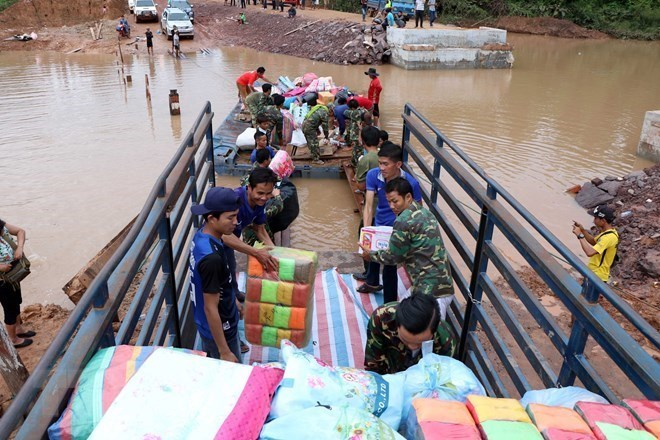 Rice seedlings to be sent to Laos after disasters, social news, vietnamnet bridge, english news, Vietnam news, news Vietnam, vietnamnet news, Vietnam net news, Vietnam latest news, vn news, Vietnam breaking news