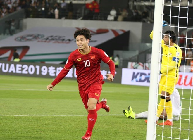 Vietnam lose 2-3 to Iraq in AFC Asian Cup's opener, Sports news, football, Vietnam sports, vietnamnet bridge, english news, Vietnam news, news Vietnam, vietnamnet news, Vietnam net news, Vietnam latest news, vn news, Vietnam breaking news