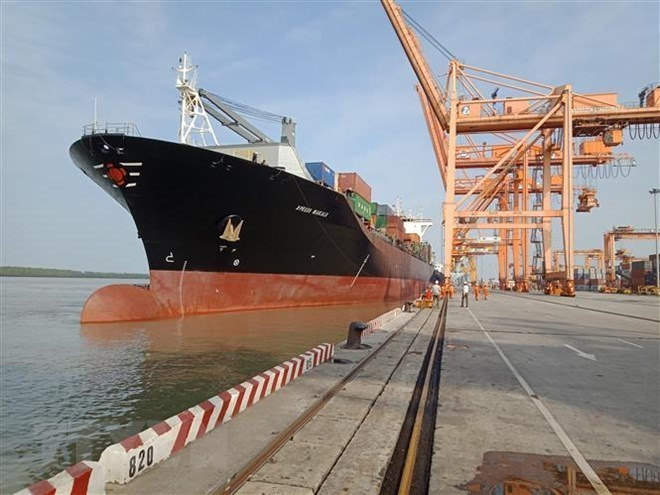 Inshore shipping routes prove competitive edge, vietnam economy, business news, vn news, vietnamnet bridge, english news, Vietnam news, news Vietnam, vietnamnet news, vn news, Vietnam net news, Vietnam latest news, Vietnam breaking news