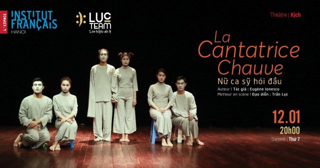Theater of the Absurd comes to Hanoi, entertainment events, entertainment news, entertainment activities, what's on, Vietnam culture, Vietnam tradition, vn news, Vietnam beauty, news Vietnam, Vietnam news, Vietnam net news, vietnamnet news, vietnamnet bri