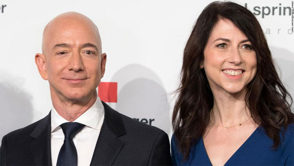 The world's richest couple is divorcing. That doesn't mean there will be drama