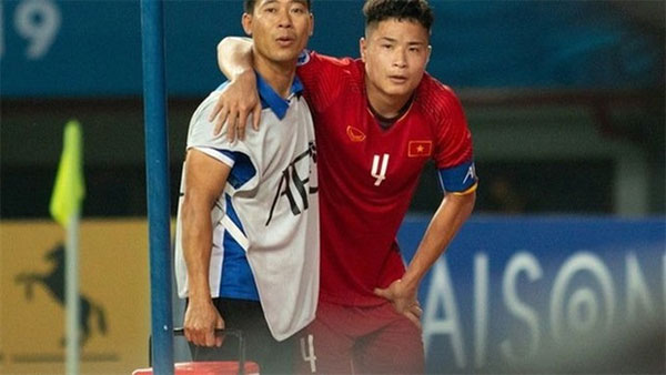 VFF, treat three injured footballers, Vietnam economy, Vietnamnet bridge, English news about Vietnam, Vietnam news, news about Vietnam, English news, Vietnamnet news, latest news on Vietnam, Vietnam