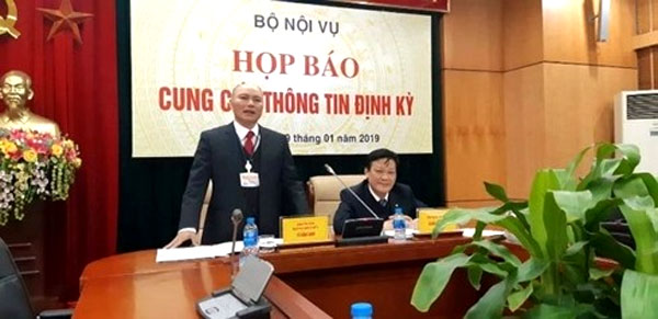 MoHA, improve the behaviour of civil servants, Vietnam economy, Vietnamnet bridge, English news about Vietnam, Vietnam news, news about Vietnam, English news, Vietnamnet news, latest news on Vietnam, Vietnam