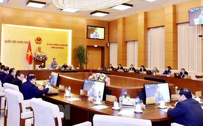 NA Standing Committee wraps up 30th session, Government news, Vietnam breaking news, politic news, vietnamnet bridge, english news, Vietnam news, news Vietnam, vietnamnet news, Vietnam net news, Vietnam latest news, vn news