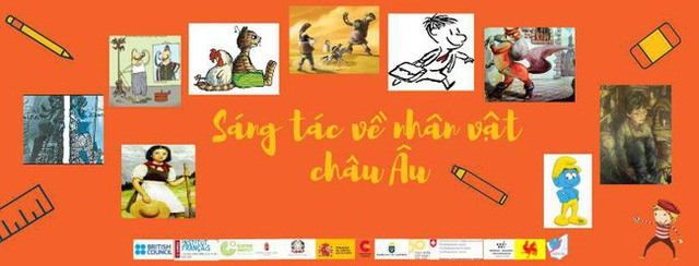 Painting contest launched for fans of Euro literature, entertainment events, entertainment news, entertainment activities, what's on, Vietnam culture, Vietnam tradition, vn news, Vietnam beauty, news Vietnam, Vietnam news, Vietnam net news, vietnamnet new