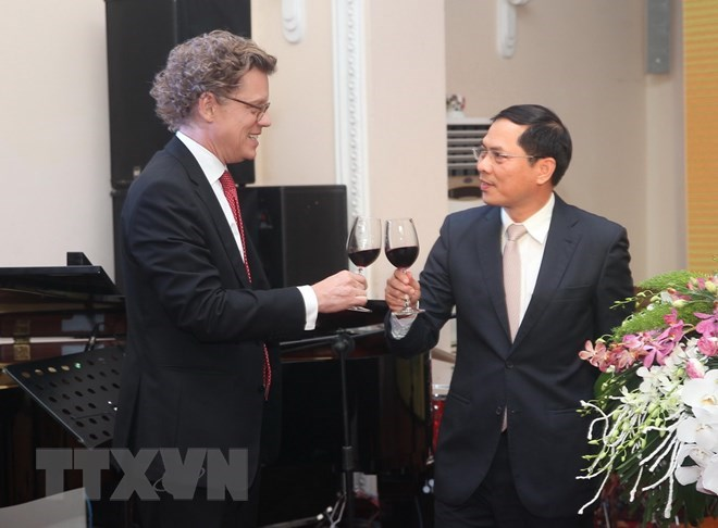 Ceremony marks 50 years of Vietnam – Sweden diplomatic ties, Government news, Vietnam breaking news, politic news, vietnamnet bridge, english news, Vietnam news, news Vietnam, vietnamnet news, Vietnam net news, Vietnam latest news, vn news