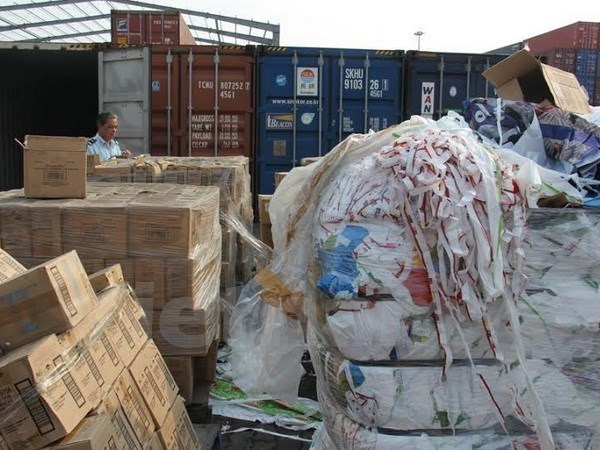 Scrap imports through road, railway border gates to be banned, Vietnam environment, climate change in Vietnam, Vietnam weather, Vietnam climate, pollution in Vietnam, environmental news, sci-tech news, vietnamnet bridge, english news, Vietnam news, news V