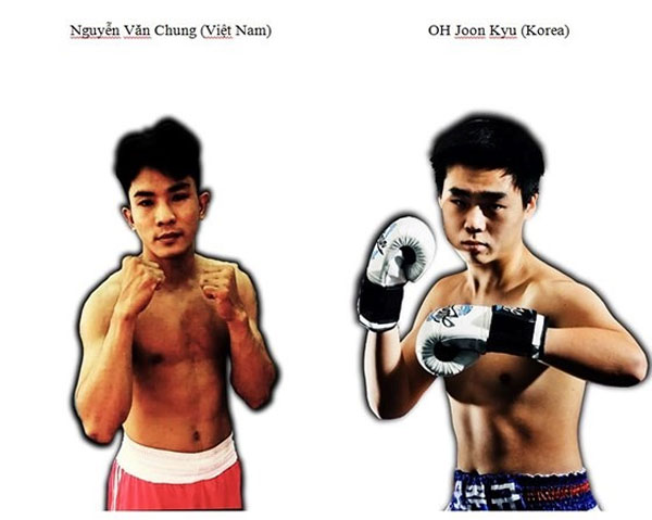 Vietnamese boxers to face off for Asian boxing belts