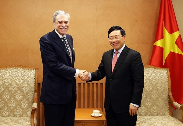 Vietnam, Cambodia NA agencies look to foster collaboration, Preparations needed for taking over positions at multilateral forums: Deputy PM, Former US Secretary of Commerce vows to contribute to Vietnam-US ties