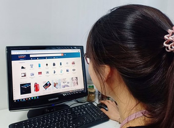 Online trade in VN needs daring, smart business people, vietnam economy, business news, vn news, vietnamnet bridge, english news, Vietnam news, news Vietnam, vietnamnet news, vn news, Vietnam net news, Vietnam latest news, Vietnam breaking news