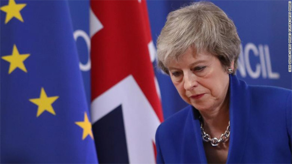 A humiliating Brexit defeat, but May will likely stagger on