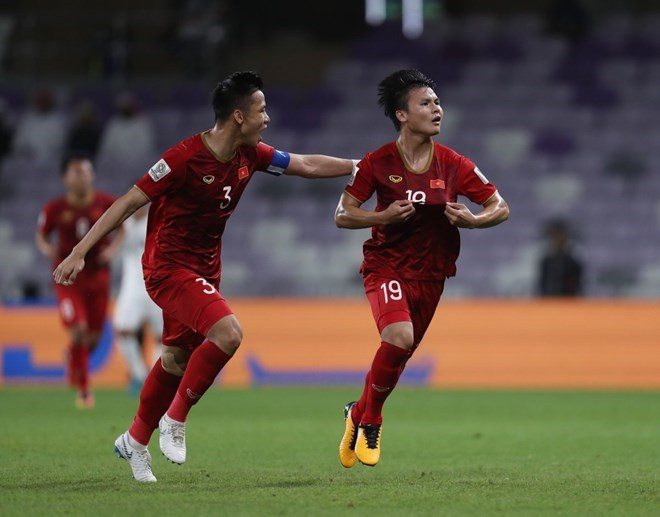 Vietnam beat Yemen 2-0, hopeful for berth in AFC Cup knockout stage, Sports news, football, Vietnam sports, vietnamnet bridge, english news, Vietnam news, news Vietnam, vietnamnet news, Vietnam net news, Vietnam latest news, vn news, Vietnam breaking news