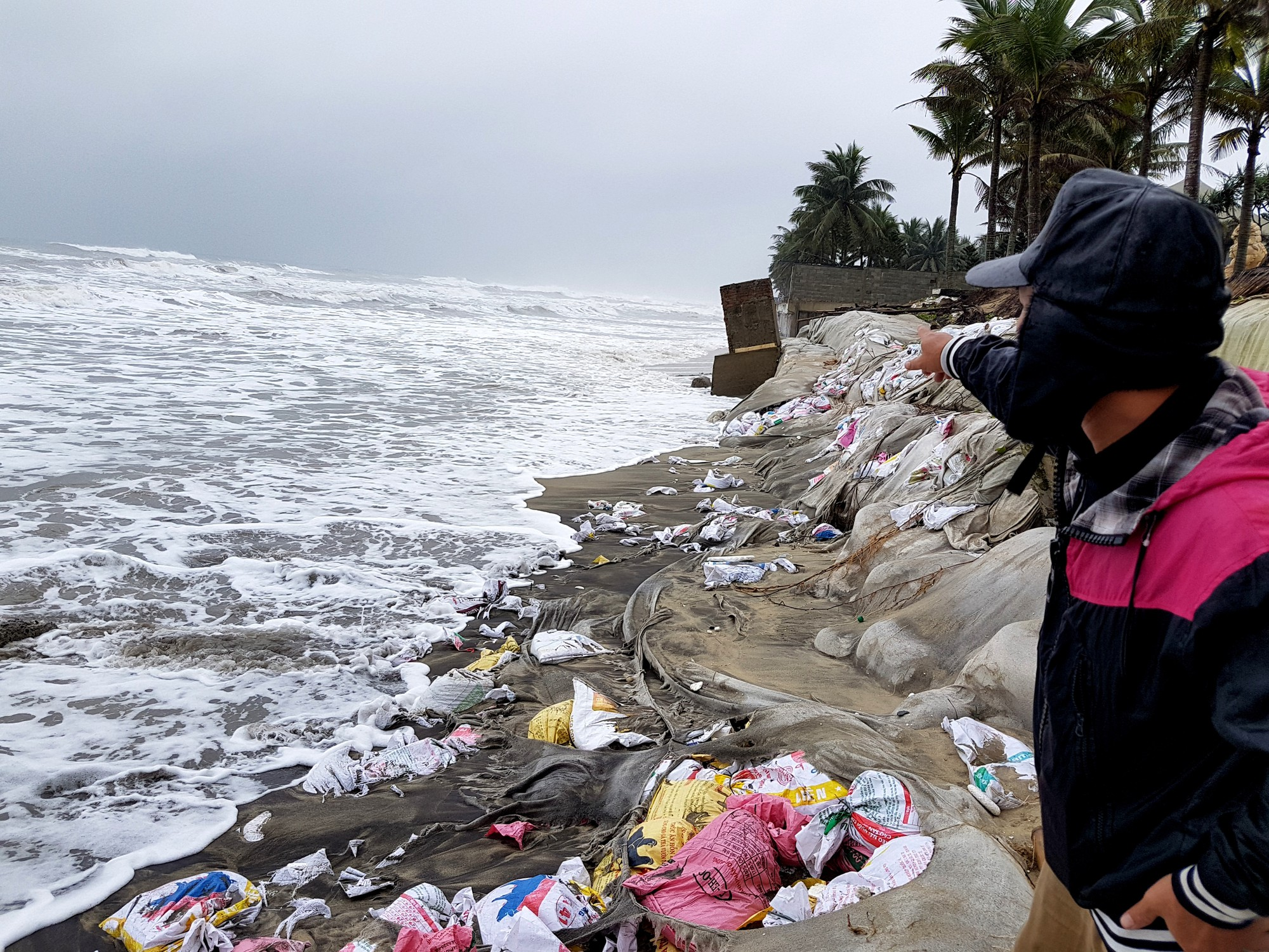 $30.43-million support proposed to save Cua Dai beach, Vietnam environment, climate change in Vietnam, Vietnam weather, Vietnam climate, pollution in Vietnam, environmental news, sci-tech news, vietnamnet bridge, english news, Vietnam news, news Vietnam,