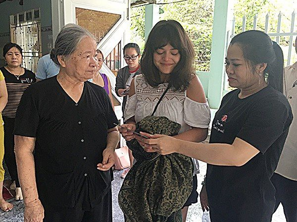 French woman finds Vietnamese father after 26 years, social news, vietnamnet bridge, english news, Vietnam news, news Vietnam, vietnamnet news, Vietnam net news, Vietnam latest news, vn news, Vietnam breaking news