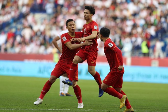Vietnam advance to AFC Asian Cup 2019 quarterfinals, Sports news, football, Vietnam sports, vietnamnet bridge, english news, Vietnam news, news Vietnam, vietnamnet news, Vietnam net news, Vietnam latest news, vn news, Vietnam breaking news