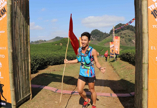 Vietnam Trail Marathon takes place in Son La, Sports news, football, Vietnam sports, vietnamnet bridge, english news, Vietnam news, news Vietnam, vietnamnet news, Vietnam net news, Vietnam latest news, vn news, Vietnam breaking news