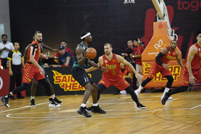 Saigon Heat beat Malaysia Westport Dragons at ABL, Sports news, football, Vietnam sports, vietnamnet bridge, english news, Vietnam news, news Vietnam, vietnamnet news, Vietnam net news, Vietnam latest news, vn news, Vietnam breaking news